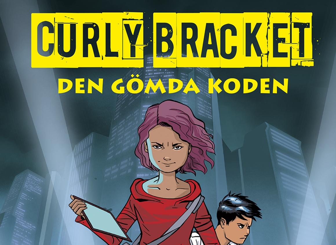 Curly Bracket lanseras i USA på Kickstarter