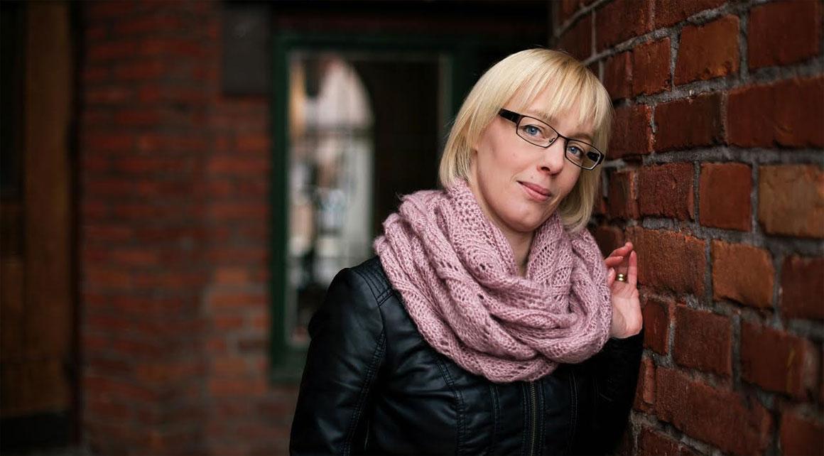 """Anna Jakobsson Lund: """"Utnyttja att egenutgivning är indie"""""""