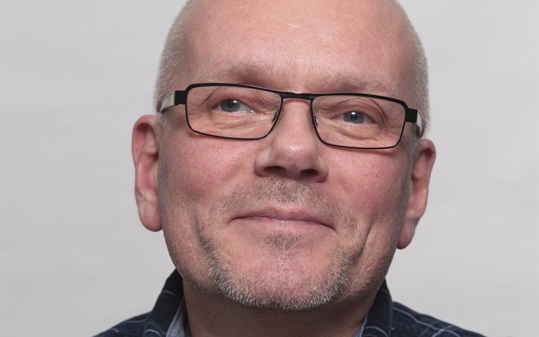 Olle Johansson har gett ut böcker själv i över 35 år